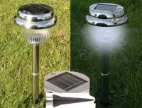 Megapower: 8 -ore set di lampade solare. Ottica gradevole e risp