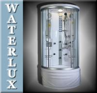 WATERLUX® BOX DOCCIA CABINA VASCA SPA »NUOVO«