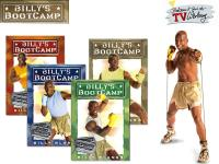 BILLY'S BOOTCAMP  TAE BO DVD FITNESS